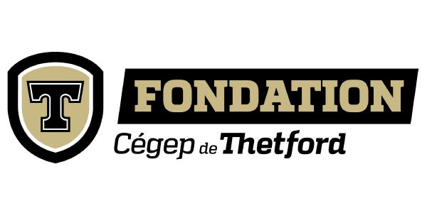 Logo de la Fondation du Cégep de Thetford