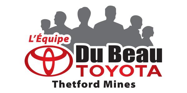 Logo de Du Beau Toyota