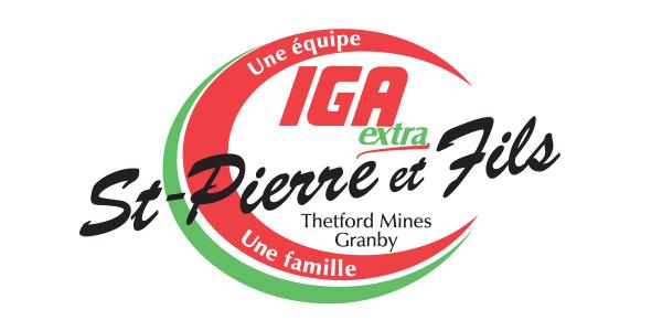 Logo de IGA St-Pierre et Fils