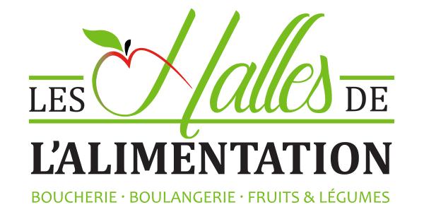 Logo de Les Halles de L'alimentation