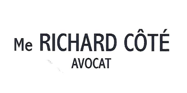 Logo de Me Richard Côté, avocat