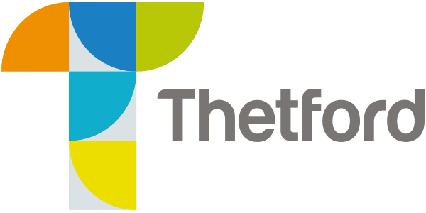Logo de la Ville de Thetford